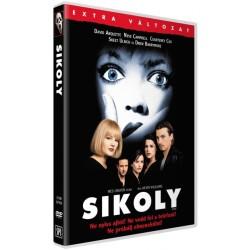 DVD Sikoly (extra változat)