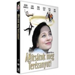 DVD Állítsátok meg Terézanyut