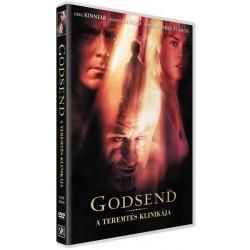 DVD Godsend - A teremtés klinikája