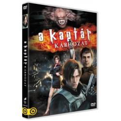 DVD A kaptár: Kárhozat