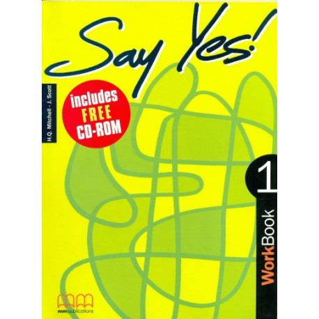 Say Yes! 1 Workbook