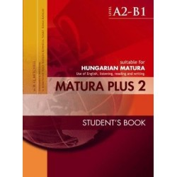Matura Plus 2 Student's Book Level A2-B1
