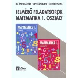 Felmérő feladatsorok matematika 1. osztály