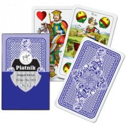 Magyar kártya kék