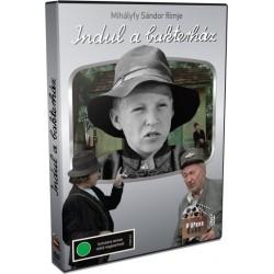 DVD Indul a bakterház