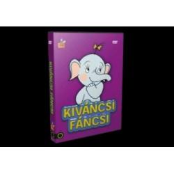 DVD Kiváncsi Fáncsi