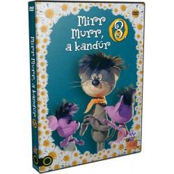 DVD Mirr Murr, a kandúr 3