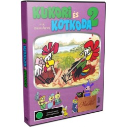DVD Kukori és Kotkoda 2.