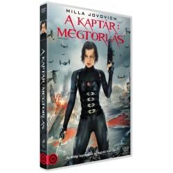 DVD A kaptár: Megtorlás