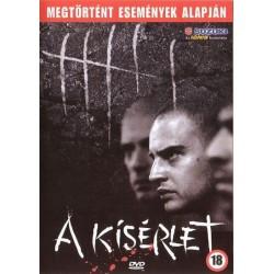 DVD A kísérlet