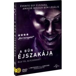 DVD A bűn éjszakája