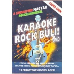 DVD Karaoke - Rock buli!