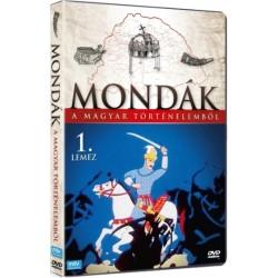 DVD Mondák a magyar történelemből 1.