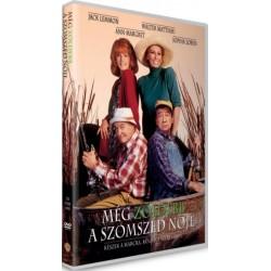 DVD Még zöldebb a szomszéd nője