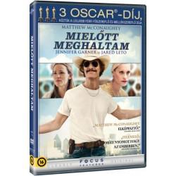 DVD Mielőtt meghaltam