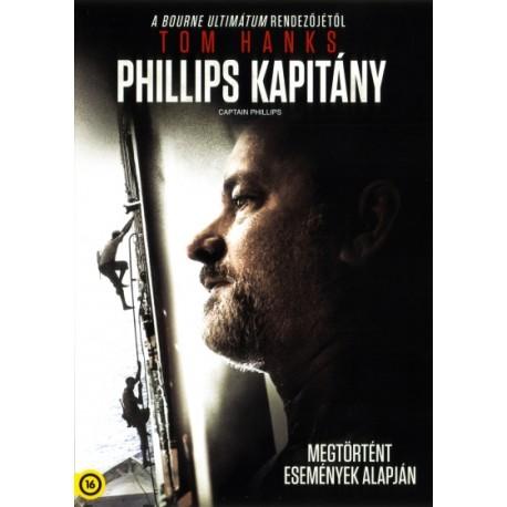 DVD Phillips kapitány