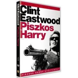 DVD Piszkos Harry