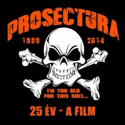 DVD Prosectura: 25 év - A film