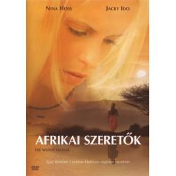 DVD Afrikai szeretők