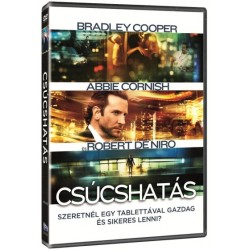 DVD Csúcshatás