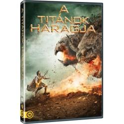 DVD A titánok haragja