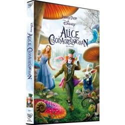 DVD Alice Csodaországban