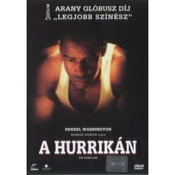DVD A hurrikán