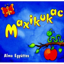 CD Alma Együttes: Maxikukac