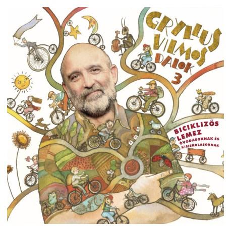 CD Gryllus: Dalok 3.