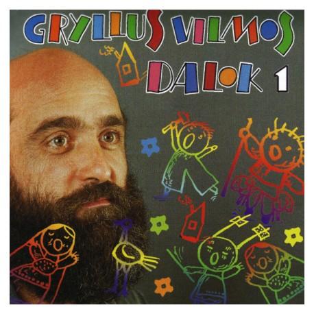 CD Gryllus: Dalok 1.