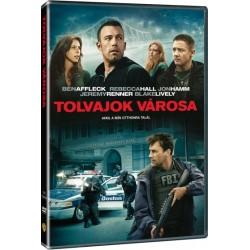 DVD Tolvajok városa