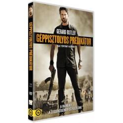 DVD Géppisztolyos prédikátor