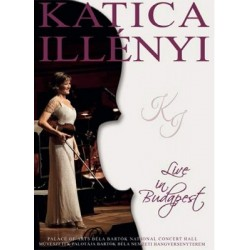 DVD Illényi Katica: Live In Budapest