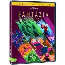 DVD Fantázia 2000 (extra változat)