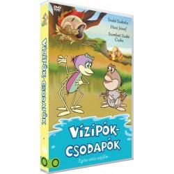 DVD Vízipók, csodapók - Egész estés rajzfilm