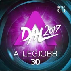 CD A Dal 2017: A legjobb 30