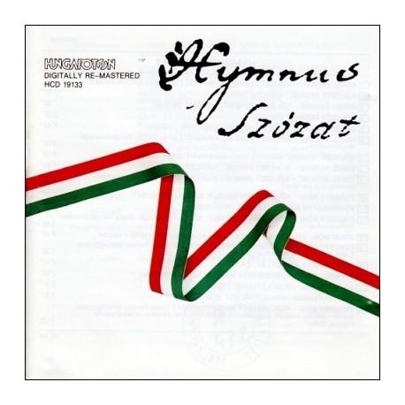 CD Hymnusz - Szózat
