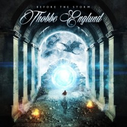 CD Thobbe Englund: Before The Storm (Digipack 2CD)