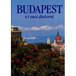 Budapest és környéke (olasz)