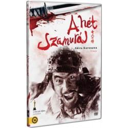 DVD A hét szamuráj