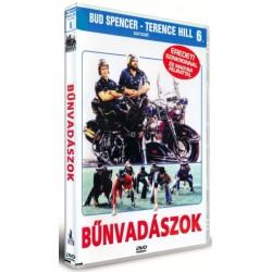 DVD Bűnvadászok