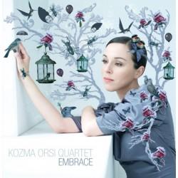 CD Kozma Orsi Quartet: Embrace