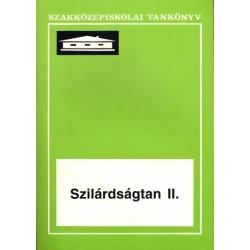 Szilárdságtan II.