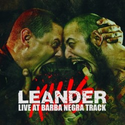 CD Leander Kills: Live At Barba Negra Track (CD+DVD)