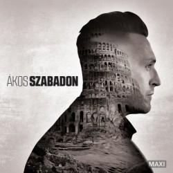 CD Ákos: Szabadon (Digipack Maxi)