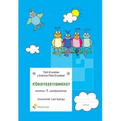 Környezetismeret tankönyv 1. osztályosoknak