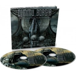 CD Dimmu Borgir: Forces Of the Northern Night (Digipack 2CD)