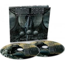 CD Dimmu Borgir: Forces Of the Northern Night (Digipak 2CD)