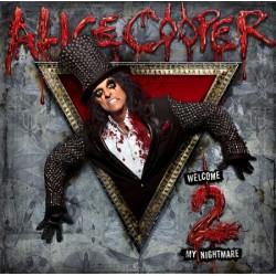CD Alice Cooper: Welcome 2 My Nightmare