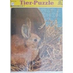 Állatok puzzle 120 db-os - Nyúl